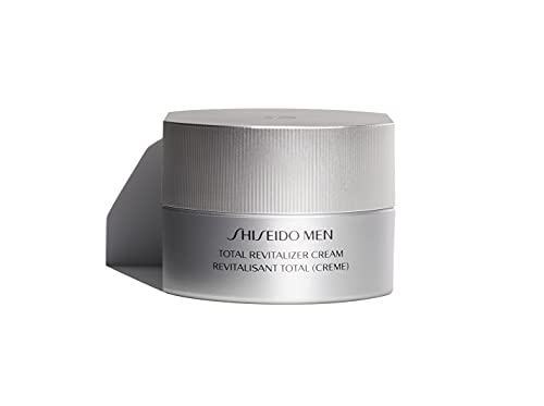 SHISEIDO Men Total Revitalizer Tratamiento Anti-Edad Y Anti-Fatiga 50 ml