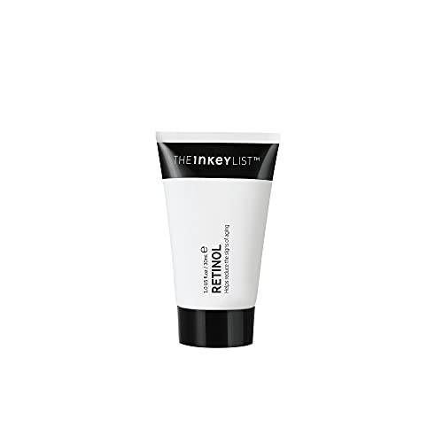 The INKEY List 1% Slow Release Retinol Serum Targets Wrinkles and Signs of Ageing 30ml