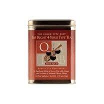 D'Adamo Personalisierte Nutrition – Sip Right 4 Your Type Tea O 20 Beutel von D'Adamo Personalised Nutrition