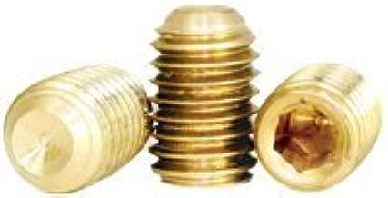 Best 6 32 brass set screw Reviews