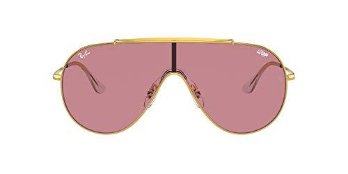 Ray-Ban 0RB3597 Gafas, LEGEND GOLD, 33 Unisex