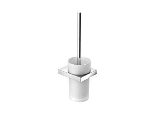 HEWI WC-Bürstengarnitur (WC-Bürste, Bürstenglas, Halter) zur Wandmontage - 100.20.10045