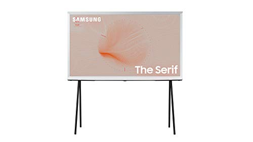 Samsung Electronics 43-inch Class SERIF QLED Serif Series - 4K UHD Quantum HDR 4X Smart TV with Alexa Built-in (QN43LS01TAFXZA, 2020 Model)
