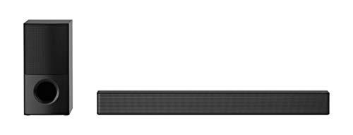 LG SNH5 altoparlante soundbar 4.1 canali 600 W Nero