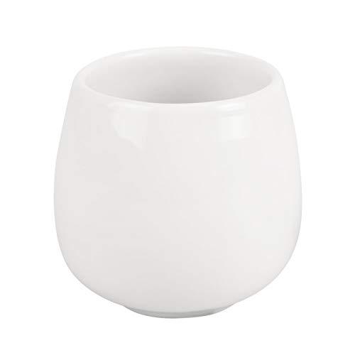 Table Passion - Gobelet bollo blanc 20 cl (lot de 2)