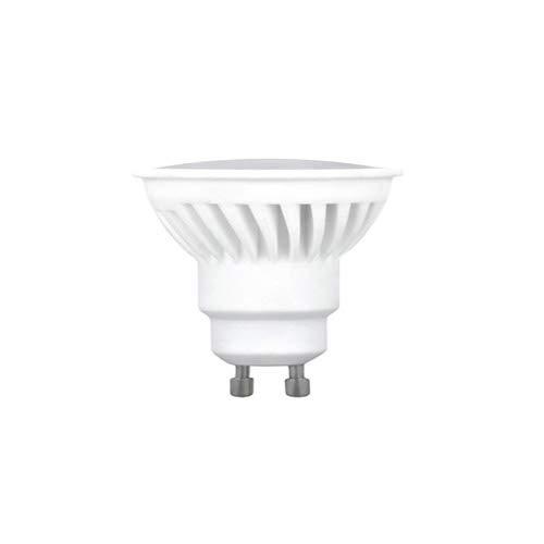 Bombilla Dicroica LED GU10 10W 120º Cerámica Tono de Luz Blanco Frío