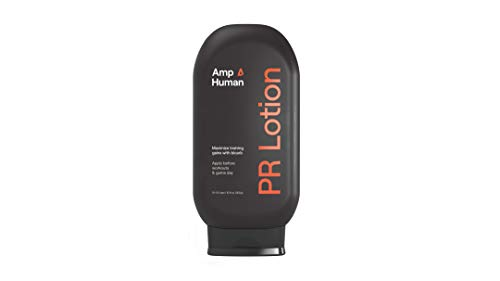 Amp Human PR lotion, Performance & Recovery Bicarb Sports Lotion, Bottle (300g)