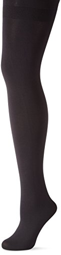 Nur Die Damen Ultra-Blickdicht Strumpfhose, 80 DEN, Schwarz (schwarz 94), XL