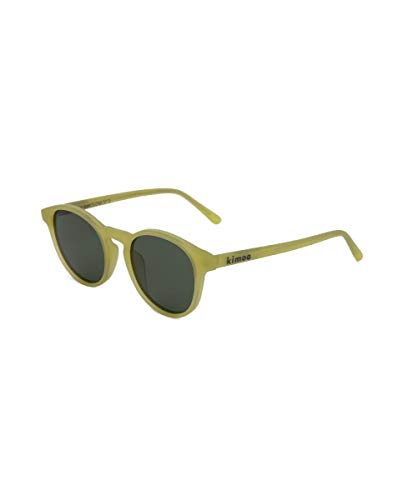 Kimoa - Barcelona Gafas, Verde Lima, Normal Unisex Adulto