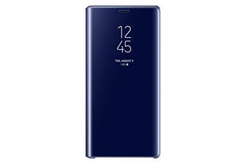 Samsung Clear View Standing Cover Galaxy Note 9, Blu