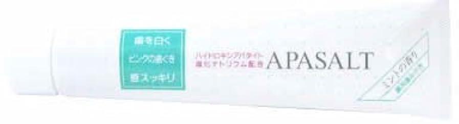 遺棄された汚染障害者アパソルト10 薬用歯みがき 120g