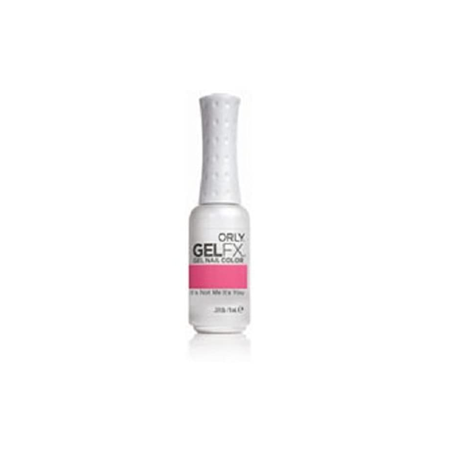 プレビスサイト販売員販売員Orly GelFX Gel Polish - It's Not Me It's You - 0.3oz/9ml