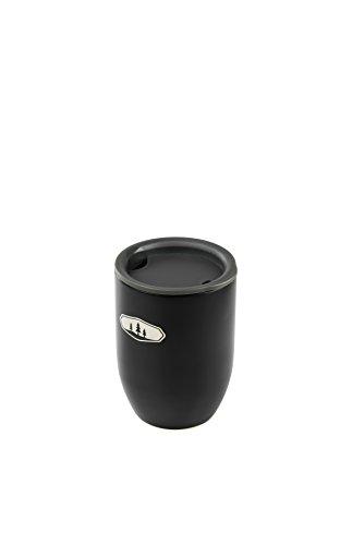 GSI Outdoor Doppio Tasse 6,5oz schwarz