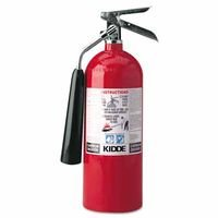 Kidde - ProLine? Carbon Dioxide Fire Extinguishers - BC Type 5 Lb Pro 5 Carbon Dioxide Fire Extinguisher - Sold as 1 Each