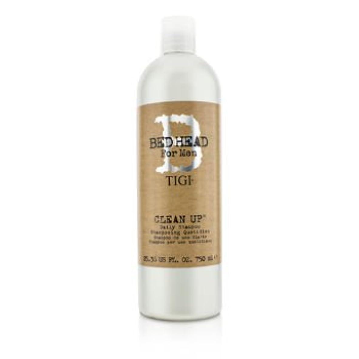 気体のリムアナウンサー[Tigi] Bed Head B For Men Clean Up Daily Shampoo 750ml/25.36oz