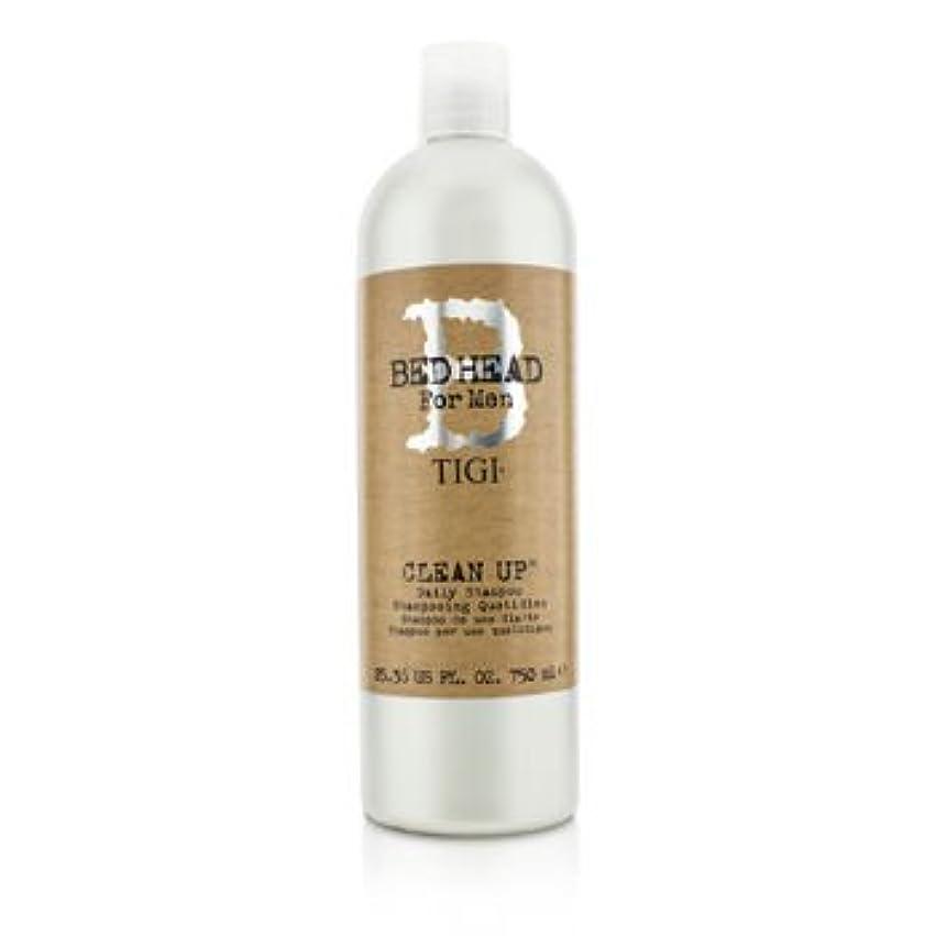 レインコート封筒苦行[Tigi] Bed Head B For Men Clean Up Daily Shampoo 750ml/25.36oz