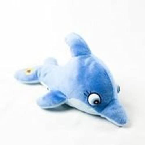 Olivia, The Dolphin - NightBuddies - Sleepy Sea Life Collection - Eyes Light Up by Night Buddies