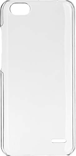 Gigaset Total Clear Cover (Schutz vor Schäden, anti-scratch, durchsichtige Schutzhülle, Protector Hülle, Original-Zubehör geeignet für GS100 Smartphone)