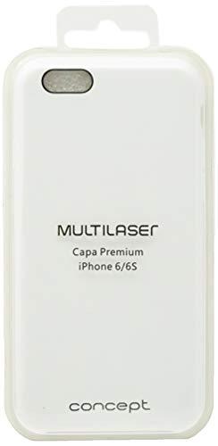 Multilaser AC306 Case Premium Para Iphone 6/6S, Branco