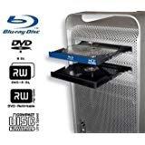 MCE Technologies Mac Pro Blu-ray Drive: Internal Blu-ray Burner,...