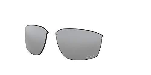 Oakley AOO9414LS Sliver Edge Sport Replacement Sunglass Lenses, Prizm Black Iridium, 63 mm