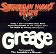 Saturday Night Fever & Grease by Various Artists (1997-12-23)
