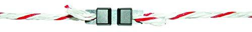 Corral Kerbl Litzclip Seilverbinder 5mm verzinkt, 10 Stück