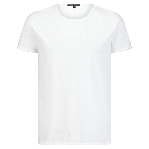 Drykorn Herren T-Shirt Kendrick Weiß L