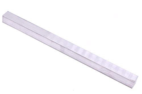 3/4' X3/4'Square Aluminum BAR 12' Long,6061 General Purpose Plate,T6511,T6511 Solid New Mill Stock