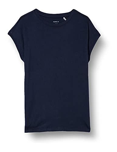 Name It Top für Mädchen in blau 134-140
