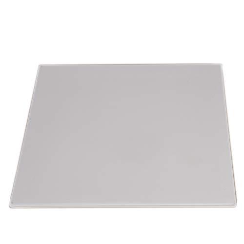 GasSaf - Piedra rectangular de cordierita para horno de pizza (38 x 30 cm, para barbacoa, pizza, parrillas, mejor herramienta para hornear cáscaras de pizza, pan de queso, pastel y más
