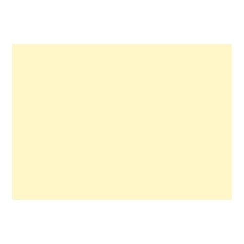 RNK 114761 - Karteikarte blanko gelb, DIN A6, 1 Packung à 100 Karten