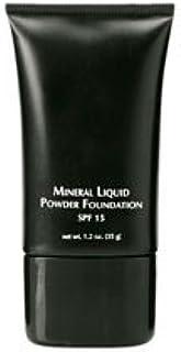 Mineral Liquid Powder Foundation ~Cream Beige~