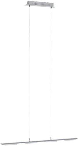 Action Pendelleuchte, 4-flammig, Serie Verso, 4 x LED, 4 W, Tiefe 120 cm, Abhängung 150 cm, Kelvin 3