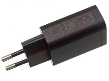 Motorola SC52 Cargador TurboPower 18W QC3.0, Bulk