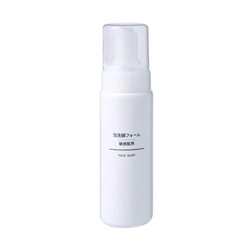 無印良品泡洗顔フォーム・敏感肌用200グラム(x1)