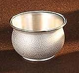 ZHQHYQHHX - Juego de té de plata de ley (ratán)
