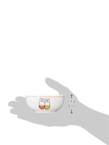 ミッフィー軽量強化幼児用食器ごはん茶碗202101