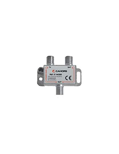 Coupleur SAT/UHF 2E/1S 144360 -MAEC CAHORS