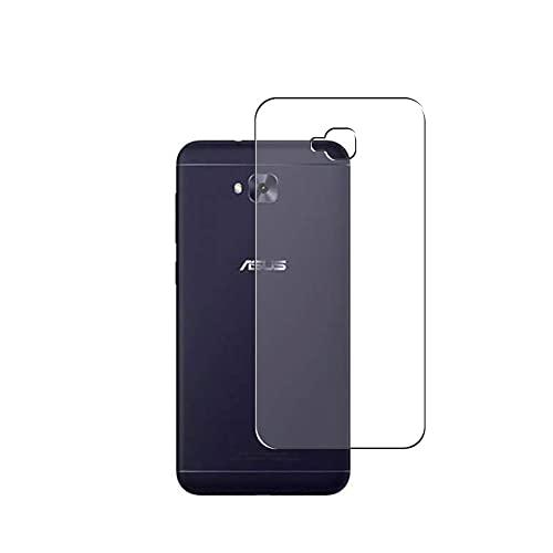 Vaxson 2 Unidades Protector de pantalla Posterior, compatible con Asus Zenfone 4 Selfie Lite ZB553KL [No Vidrio Templado] TPU Película Protectora Espalda Skin Cover