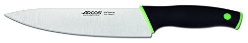 Arcos Dúo - Cuchillo de cocinero, 200 mm (blister)