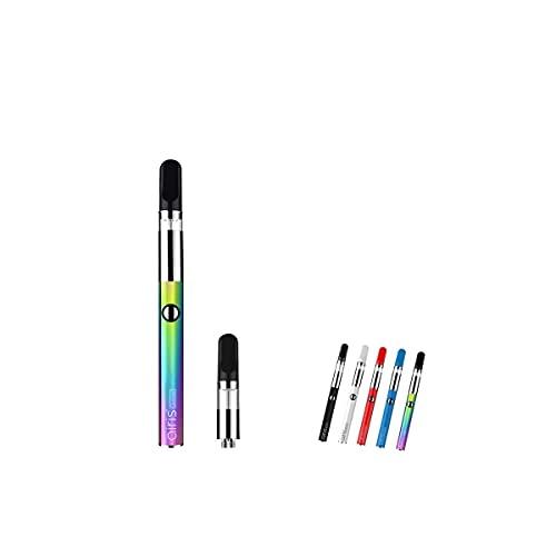 Airistech airis Quaser Vaporizer エアリステック エアリスクエーサー ヴェポライザー ペン型 ペンタイプ ワックス用 アトマイザー付属 510規格 510スレッド VAPE 電子タバコ スターターキット 正規品 (使用方法の