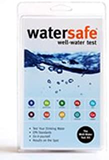 (Package Of 12) WaterSafe WS-425W Well-Water Test Kit