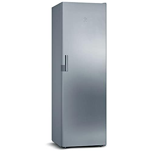 Balay 3GFF563ME - Congelador vertical, 1 puerta, 186 x 60 cm, acero mate antihuellas