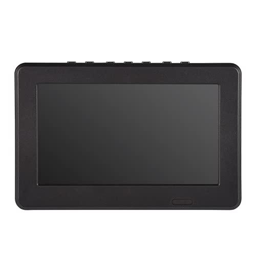 7inch ATSC 1080P HD Digital TV De Alta Resolución Fácil De Instalar Operación Simple(Normativa europea)