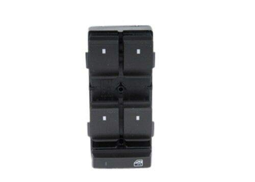 fits D1954F Power Window Switch Chevy Silverado HHR Traverse GMC Sierra Buick Enclave (Driver Side Master)