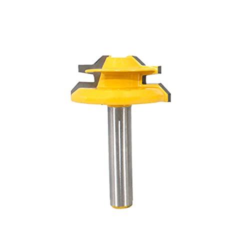 8mm Schaft Medium Lock Milter Fräser 45...