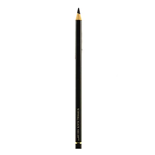 Faber-Castell Polychromos Artist Colored Pencils (Each) Black 199 [Pack of 12 ]
