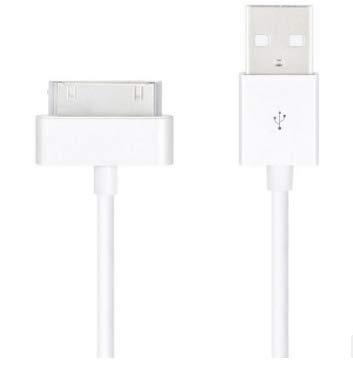 YOUBO USB-oplaadkabel en gegevens voor iPhone 4 4G 4S 3GS 3G iPod iPad 2 oplader