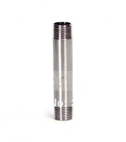 Xucus SS304 Stainless Steel Pipe Fitting 1 2